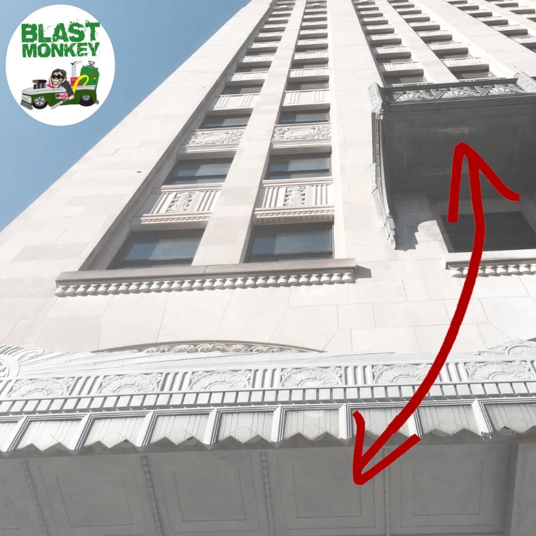 Blast Paint from Building Interior & Exterior KC
